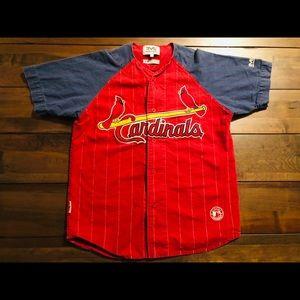 Other - Vintage St. Louis Cardinals mirage jersey baseball